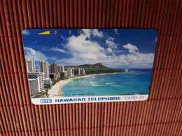 First Phonecard  Hawai (Mint,Neuve) Very Rare - Hawaii