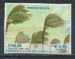 °°° ITALIA 2014 - ENERGIA EOLICA °°° - 6. 1946-.. Repubblica