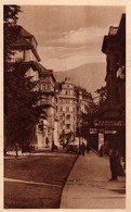 BOLZANO - R. PREFETTURA, HOTEL BRISTOL, HOTEL LAURIN - E - F/P - N/V - ANIMATA - Bolzano