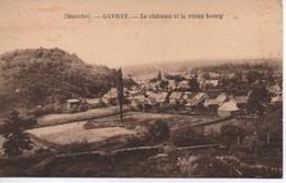GAVRAY  LE CHATEAU ET LE VIEUX BOURG - France