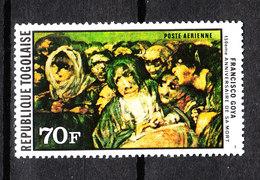 Togo  -  1978.  Quadro Di F. Goya.  MNH - Arts