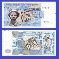 Guinee Bissau 50 Pesos 1975 - REPLICA --  REPRODUCTION - Guinea-Bissau