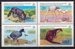 Chile MNH Set - Stamps
