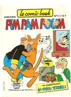 Pim Pam Poum Bimestriel N°11 (Le Comic Book) Illustré Par Winner De Novembre/décembre 1983 Les Editions GREANTORI - Magazines Et Périodiques