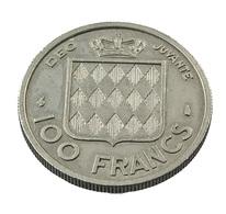 100 Francs - Monaco - 1956 - TB + - - Monaco