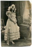 FOTOGRAFIA ORIGINALE ATTRICE GEA GIGLIO IN HANNERL FOTO PINTO ROMA - Persone Identificate