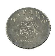 2 Francs - Monaco - 1981 - TTB + - - Monaco