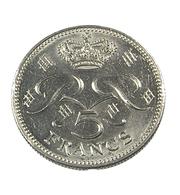 5 Francs - Monaco - 1974 - TTB + - - Monaco