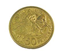 50 Francs - Monaco - 1950 - TB + - - Monaco