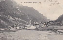 26W - 73 - Les Brévières - Savoie - Route De Tignes - Pittier N° 870 - France