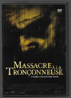 Massacre à La Tronçonneuse Dvd - Horror