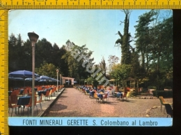 Milano  San Colombano Al Lambro - Milano