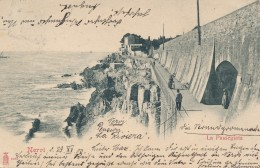 U.437.  NERVI - Genova - 1900 - Other Cities