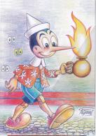 Pinocchio E I Carabinieri A Fiamma 1/13 - Fiabe, Racconti Popolari & Leggende