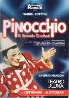 Pinocchio In Teatro  Miusicol Nel Paese Dei Balocchi - Fiabe, Racconti Popolari & Leggende
