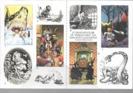 Le Disaventure Di Pinocchio  E I Carabinieri -Balena - Fiabe, Racconti Popolari & Leggende