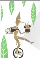 Pinocchio Giocogliere Upcycle Fiasco - Fiabe, Racconti Popolari & Leggende
