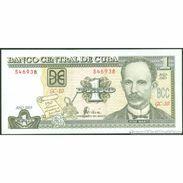 TWN - CUBA 125 - 1 Peso 2003 150th Ann. José Marti - Serie GC-10 UNC - Cuba