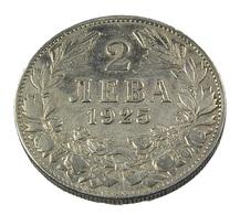 2 Leva - Bulgarie - 1925 - Cu.Ni - TTB - - Bulgaria