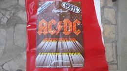 Affiche Du Film  AC/DC Groupe Rock ,format 80cm X 53cm - Affiches