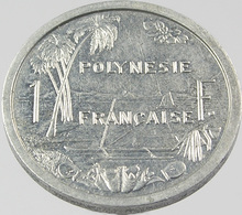 1 Franc - Polynésie Française - 1987 - Alu - Sup - - French Polynesia