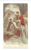 IMAGE PIEUSE.édit. BONAMY N 442...Répandez Aujourd'hui La Joie Dans Mon âme Seigneur.... - Devotieprenten