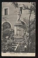 GIOVINAZZO - BARI - 1923 -  ATRIO CONVITTO SPINELLI - RARA!!! - Bari