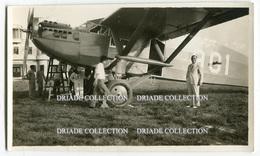 FOTOGRAFIA ORIGINALE AVIAZIONE AVIATORE - Aviazione