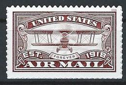 USA. Scott # 5282 MNH. Centennial Of Air Mail 2018 - United States