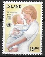 Islande 1988 N° 647 Neuf Santé Pour Tous - 1944-... Republique