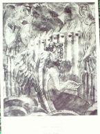 BOURDELLE ANTOINE-GENIE De MOZART-1937-22x33cm-3645 - Prenten & Gravure