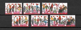 2006 Netherlands Complete Set Child Welfare,kinderzegels Used/gebruikt/oblitere - Periode 1980-... (Beatrix)