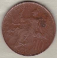 10 Centimes Dupuis 1915 - France