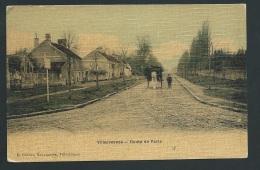 VILLECRESNES - Route De Paris   - Zbk67 - Villecresnes