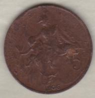 5 Centimes Dupuis 1906 - France