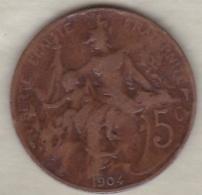 5 Centimes Dupuis 1904 - France