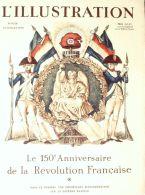 CENT CINQUANTIEME De La REVOLUTION FRANCAISE-1939-37x27cm-3747 - Prints & Engravings