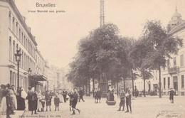 BRUXELLES - Vieux Marché Aux Grains - Squares