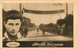 CYCLISME VANEL TOUR DE FRANCE ARRIVEE A METZ  EQUIPE AUTOMOTO HUTCHINSON - Cycling