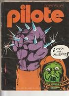 Rare Revue Mensuel Pilote N°18 Novembre 1975 - Pilote
