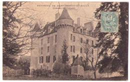 (36) 242, Chazelet, Château De Chazelet - Other Municipalities