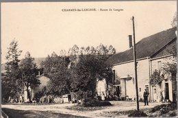 CHARMES-LES-LANGRES  -  Route De Langres - France