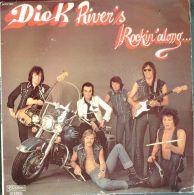 DICK RIVERS-33cm-VINYLE-LP-30CV1360 - Estampes & Gravures