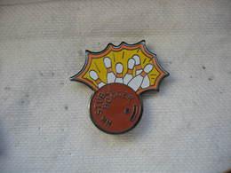 Pin's Du Club Suisse De Bowling KK Stubli Hogger - Bowling