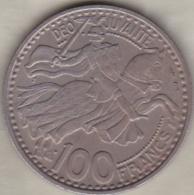 MONACO. 100 FRANCS 1950 . RAINIER III - 1949-1956 Anciens Francs