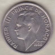 MONACO. 100 FRANCS 1956 . RAINIER III - 1949-1956 Anciens Francs