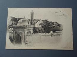 Cpa ORAN La Mosquée Du Pacha. 1903 - Oran