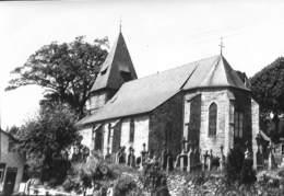 Bellevaux - Eglise Paroissiale (cimetière, Etabl. Lander Photo Véritable) - Bouillon