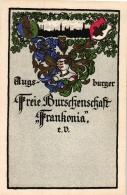 """Studentika, Augsburg, Augsburger Freie Burschenschaft """"Frankonia"""" - Schulen"""