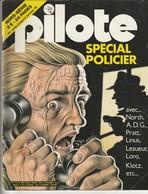 Rare Revue Mensuel Pilote N°41 Bis Octobre 1977 - Pilote